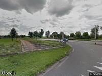 Politie naar IJsseloordweg in Arnhem vanwege aanrijding met letsel