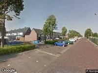 112 melding Ambulance naar Zeehavenlaan in Dordrecht