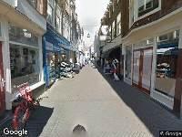 112 melding Brandweer naar Grote Spuistraat in Dordrecht