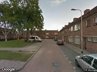 112 melding Ambulance naar Irenehof in Tilburg