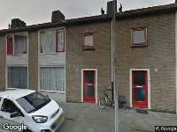 112 melding Ambulance naar Croydonstraat in Tilburg