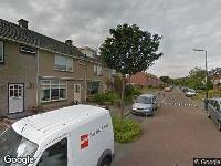 Ambulance naar Van Schagenstraat in Heerhugowaard