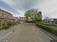 112 melding Ambulance naar Eekhoornstraat in Arnhem