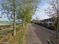 Ambulance naar Columbusstraat in Alkmaar