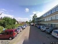 Ambulance naar Wittebrug in Poeldijk