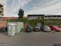112 melding Ambulance naar Stedekehof in Tilburg