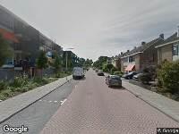 112 melding Ambulance naar Uilenvliet in Zwijndrecht