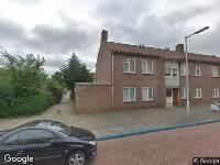 Ambulance naar S. F. van Ossstraat in Amsterdam