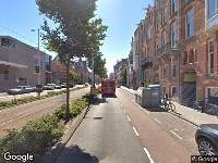 112 melding Ambulance naar Paulus Potterstraat in Amsterdam