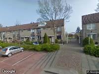 Ambulance naar Johannes Chr. Bendorpstraat in Hendrik-Ido-Ambacht