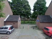 Ambulance naar Rhijnauwensingel in Rotterdam