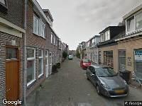 112 melding Ambulance naar Wilhelminastraat in Den Helder