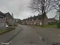 112 melding Ambulance naar Regge in Tilburg