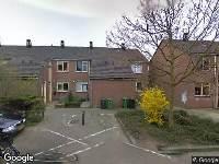 Ambulance naar Velduilstraat in Alkmaar