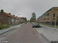 112 melding Politie naar Cornelis Dirkszstraat in Emmeloord vanwege ongeval met letsel