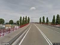 112 melding Brandweer naar Hugo de Grootlaan in Dordrecht