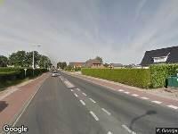 Brandweer naar Provincialeweg in Velddriel vanwege voertuigen te water