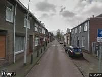 112 melding Brandweer naar Stedekestraat in Tilburg