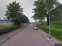 Ambulance naar Velsenaerstraat in Pernis Rotterdam