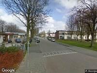112 melding Ambulance naar Houtvesterijstraat in Tilburg