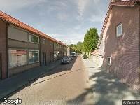 Ambulance naar Maarschalk Wavellstraat in Tilburg