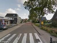 Ambulance naar Dorpsstraat in Obdam