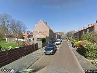 112 melding Ambulance naar Jacob Roggeveenstraat in Den Helder