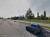 112 melding Politie naar De Heldinnenlaan in Utrecht vanwege aanrijding met letsel