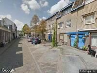 112 melding Brandweer naar Oudwijk in Utrecht