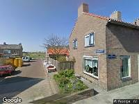 112 melding Ambulance naar Olivier van Noortstraat in Den Helder