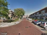 112 melding Ambulance naar Hoflaan in Alphen aan den Rijn
