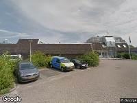 112 melding Brandweer naar Poldermolen in Papendrecht
