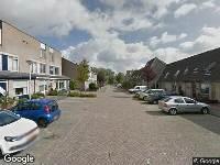 112 melding Ambulance naar Oderstraat in Spijkenisse