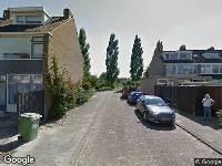 112 melding Ambulance naar Johannes Vermeerstraat in Ridderkerk