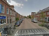 112 melding Traumahelikopter naar Groeneweg in Utrecht
