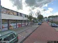 112 melding Ambulance naar Vincent van Goghlaan in Alkmaar vanwege overval