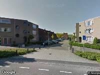 112 melding Ambulance naar Leeuwerikhoek in Spijkenisse