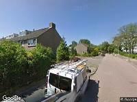 112 melding Ambulance naar Jongkindlaan in Alkmaar