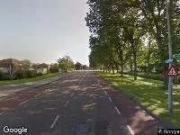 112 melding Ambulance naar Torplaan in Den Helder vanwege verkeersongeval