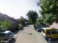 Ambulance naar Weeshuisland in Koog aan de Zaan