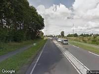 112 melding Ambulance naar Lijnweg in Rhenen vanwege ongeval met letsel