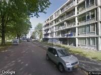Politie naar Willem Marislaan in Maassluis