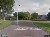 Ambulance naar Hoge Morsweg in Leiden