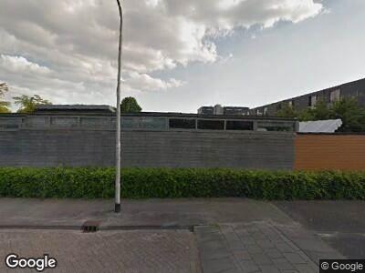 Brandweer naar Landréstraat in Tilburg