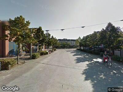 Politie naar Marktplein in Geldermalsen vanwege aanrijding met letsel