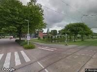 Ambulance naar Piersonstraat in Schiedam