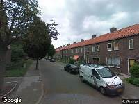 112 melding Ambulance naar Jan Campertstraat in Zwijndrecht