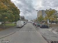 Ambulance naar Monseigneur Nolenslaan in Schiedam