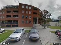 Ambulance naar Lieftinckplein in Schiedam
