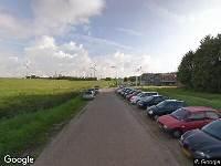 112 melding Ambulance naar Borgtweg in Spijkenisse